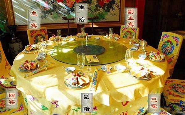 《阳谷县饭局》散文 教你酒席的座次排列